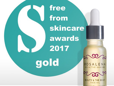 Local Skincare Brand Scoops Gold at National Skincare Award