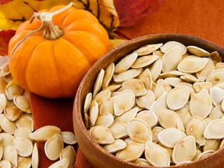 The brilliant, seasonally appropriate, virtues of Pumpkin Seed Oil!