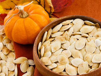 The brilliant, seasonally appropriate, virtues of Pumpkin Seed Oil!