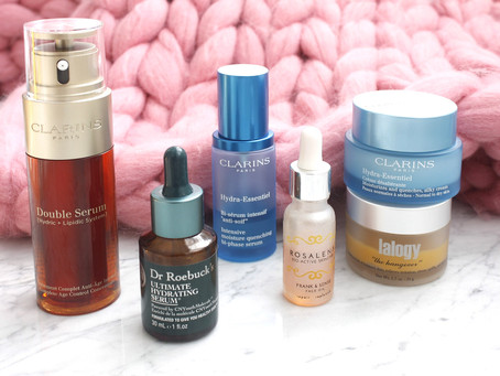 Fall Skincare Favourites for Dry Skin