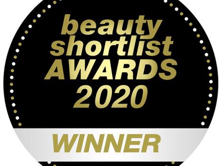 2020 Beauty Wins for Rosalena Skincare!
