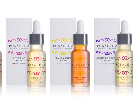 Rosalena Skincare introducing their luxurious Summer Loving' duo