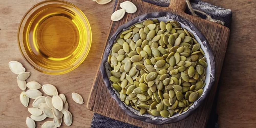 Pumpkin seeds (Cucurbita Pepo Seed Oil)