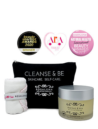 Cleanse & Be Nourishing Cleansing Balm