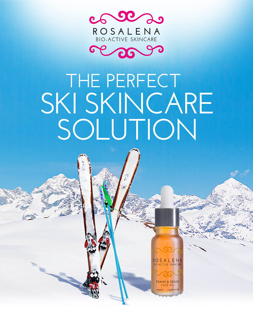 Ski season skincare solutions