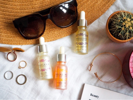 3 Face Oils to suit All Skin Types