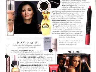Rosalena in Country & Town Magazine