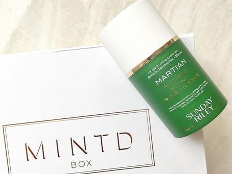 MINTD April 2017 Box