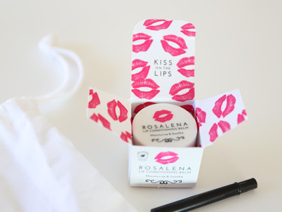 A 100% natural lip balm designed to moisturise, soothe and protect your pout this Autumn