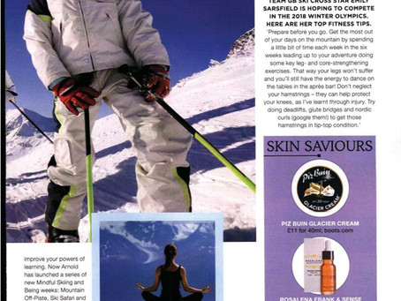 The Snow Report, Skin Saviours