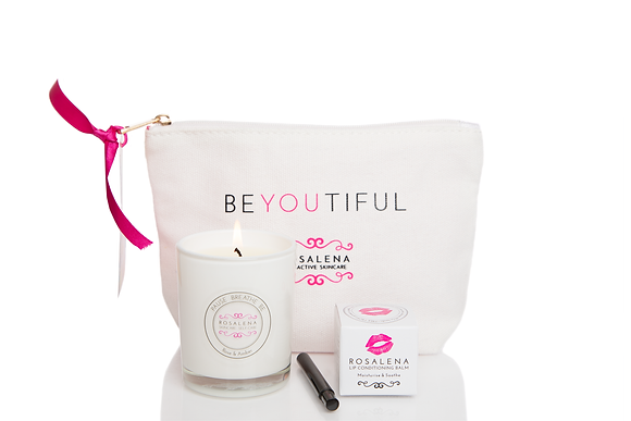 The Lip Balm & Candle Perfect Stocking Filler