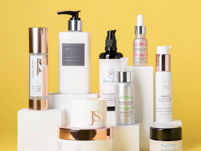 Rosalena Skincare now available at www.seekology.co