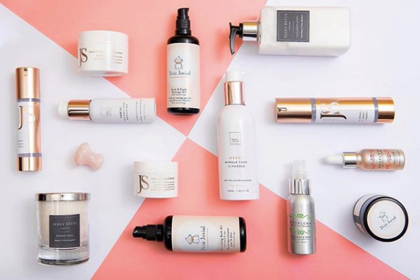 Rosalena Skincare available at https://seekology.co/