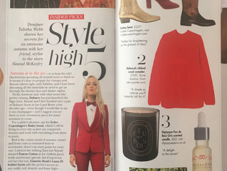 As Seen in: HELLO Magazine