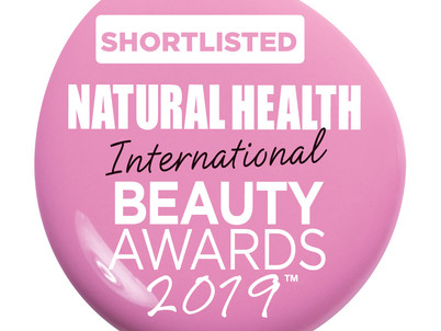 Rosalena scoops 4 nominations at this years Natural Health Awards!