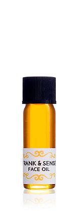 Rosalena Frank & Sense Face Oil sample bottle