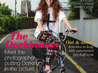 Rosalena in Surrey Downs Magazine