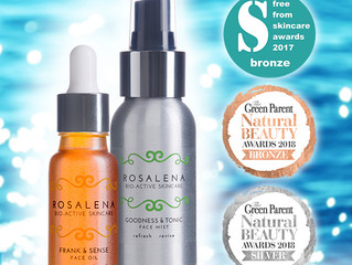 """""""Natural Beauty at its Best – this season's must have skincare duo"""""""