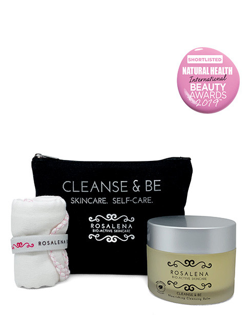 Rosalena's newly launched Cleanse & Be Cleansing Balm has been shortlisted as Best New product in this year's awards