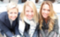 Rosalena Bio-Active Skincare Founders Helena, Helen, Maja
