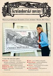 Krušnohorské noviny 2016