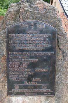 Obnovení památníku Šumná