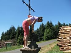 Kříž ve Vilejšově