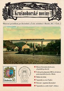 Krušnohorské noviny 2017/2