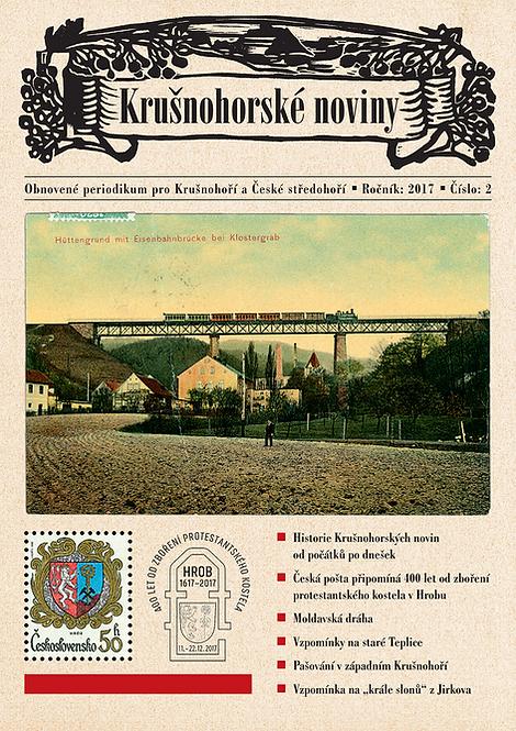 Krušnohorské noviny 02/2017