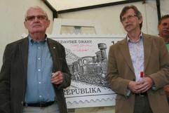 """Poštovní známka """"130 let Moldavské dráhy"""""""