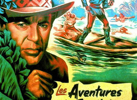 LE CINÉ DE MANU : 10 FILMS D'AVENTURE INDISPENSABLES (Part. 1)