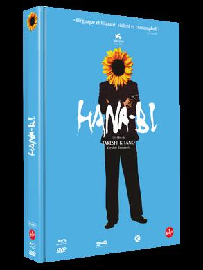 """Médiabook """"Hana-Bi"""""""