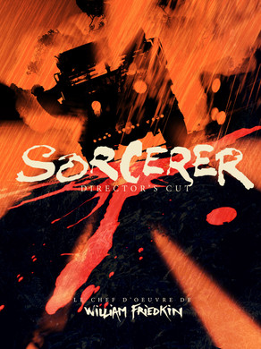 """Affiche collector """"Sorcerer"""" Jay Shaw"""