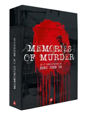 "Boîte collector ""Memories of Murder"""