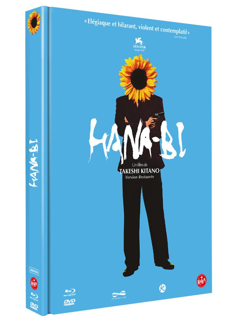 Médiabook - Hana-Bi
