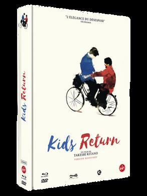"Médiabook ""Kids Return"""