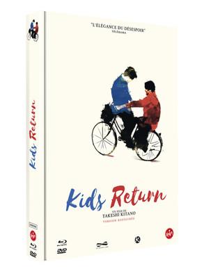 Médiabook - Kids Return