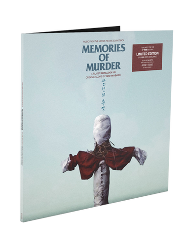 "Vinyl ""Memories of Murder"""