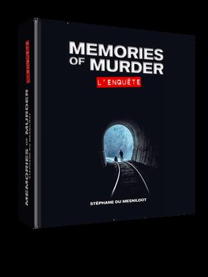 "Livre ""Memories of Murder : l'enquête"""