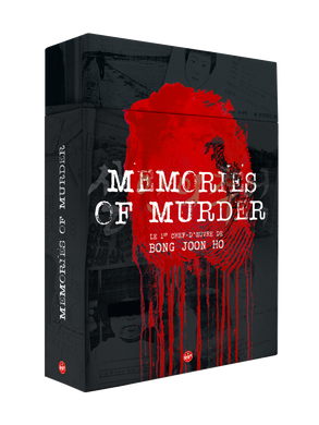 """Édition collector """"Memories of Murder"""""""
