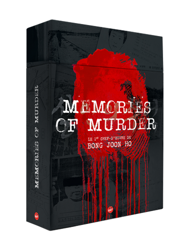 "Édition collector ""Memories of Murder"""