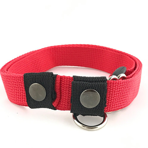 All Ready Leash Red