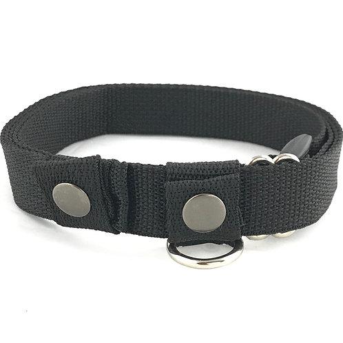 Collar/Leash Combo Black