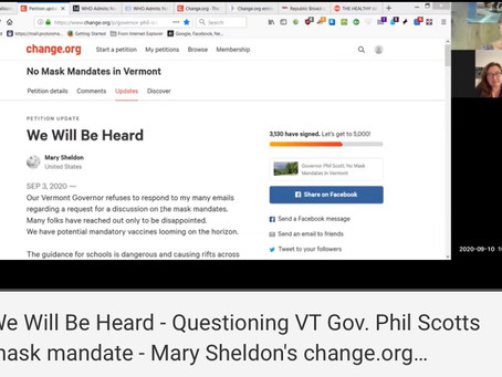 RT: Conversations with Vermonters and Beyond