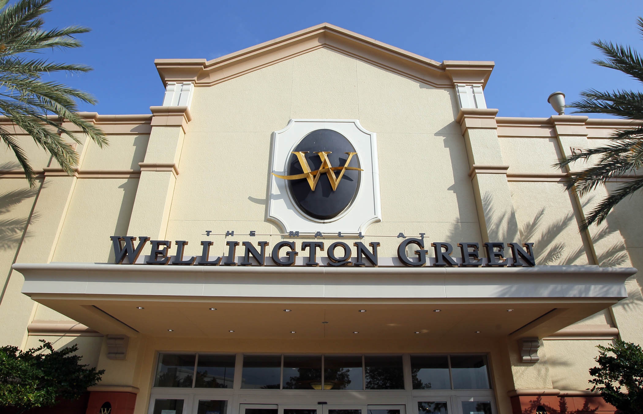 Wellington Mall