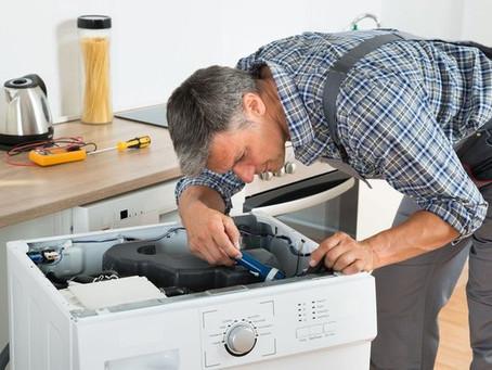 """What to do if your washing machine breaks down during the CoronaVirus """"lockdown""""."""