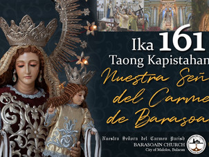 Schedule of Activities & Masses for the Feast Day