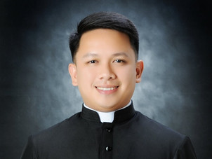 Fr. Sabangan Elected as Vicarial Chairman on Youth