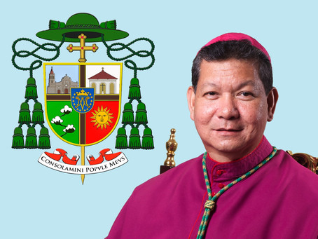Bishop Villarojo to Lead Anniversary Mass