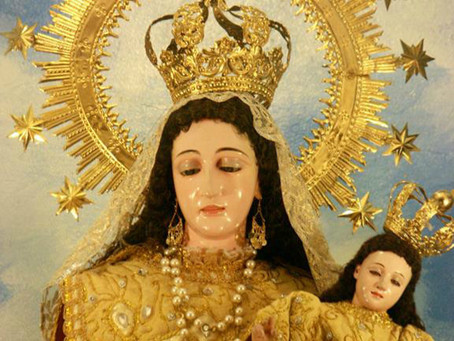 Image of Our Lady of Mount Carmel to Visit Parishes